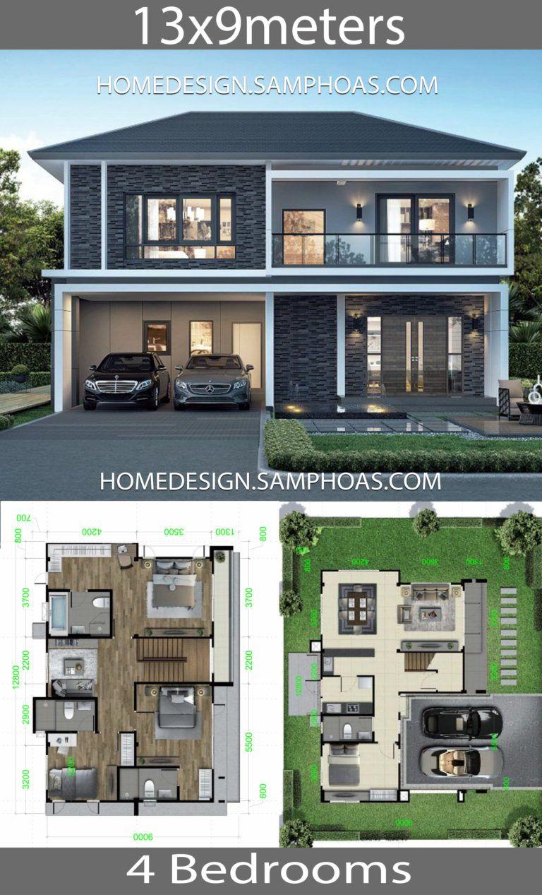 10 Best House Design Plans With Floor Plans House Plans 3d Desain Eksterior Rumah Desain Rumah Kecil Arsitektur
