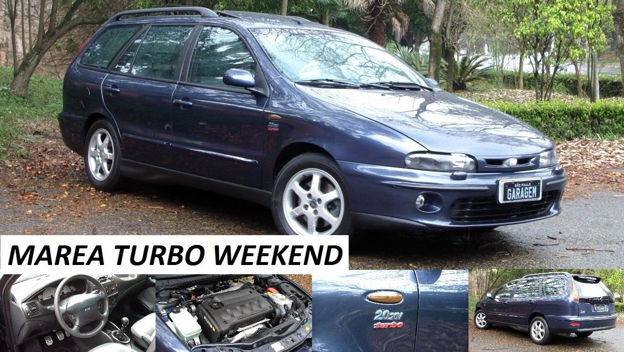 dcec0a55e28 Garagem do Bellote TV  Marea Weekend Turbo