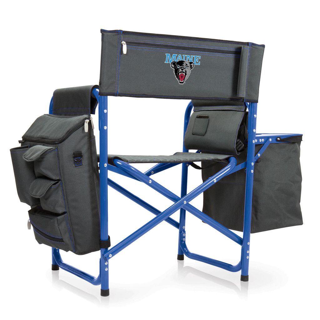 Maine Black Bears Fusion Beach & Camp Chair