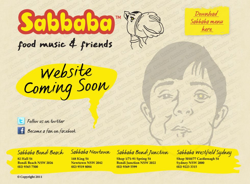 Sabbaba Music Food And Friends Website Coming Soon Friends Website Vegan Restaurants I Want To Travel