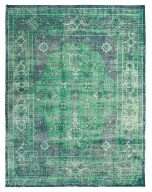 Love This Navy And Kelly Green Rug From Lulu Georgia Dining Room