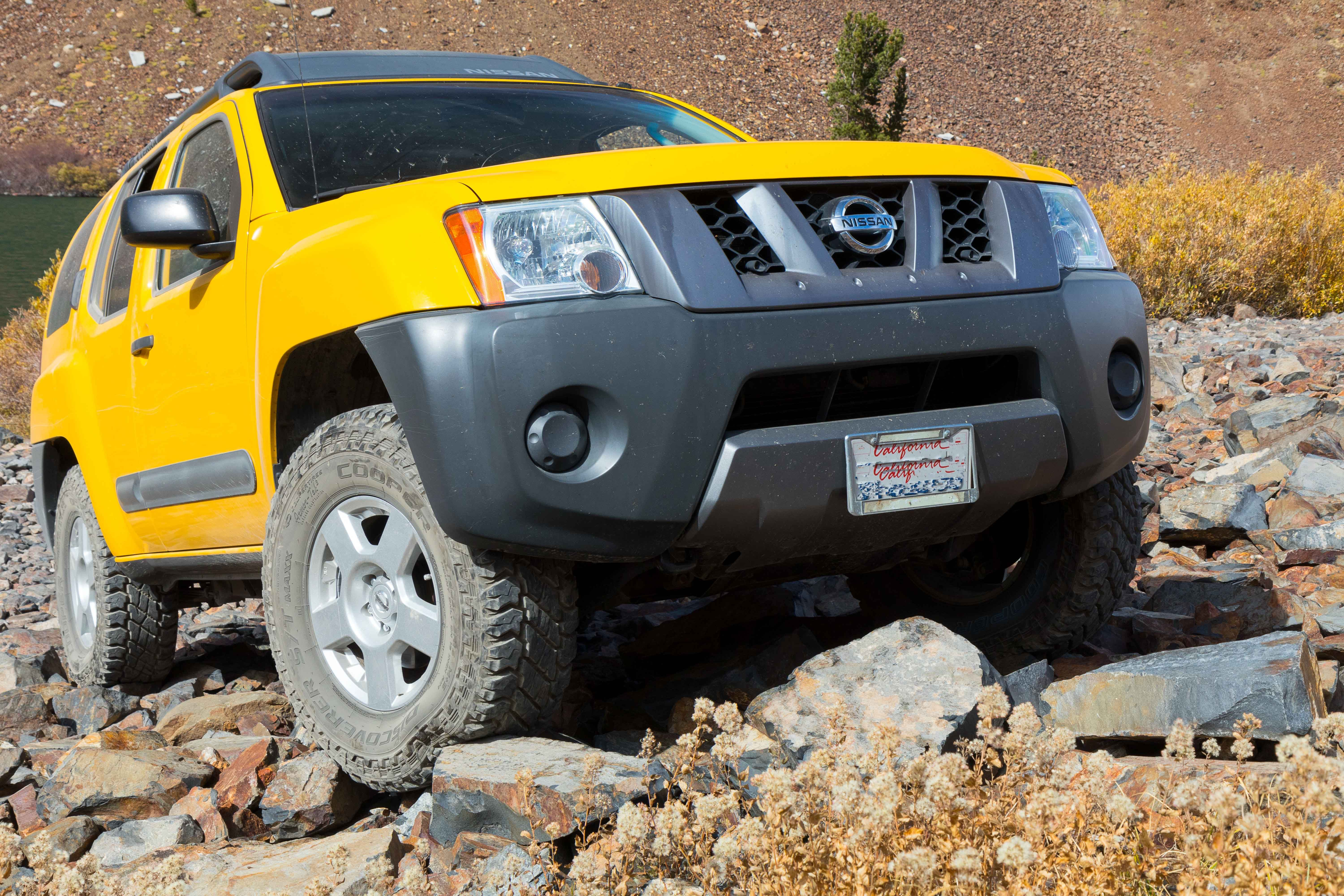 2006 nissan xterra yellow cooper st maxx tires at 15 psi off 2006 nissan xterra yellow cooper st maxx tires at 15 psi off roading pinterest nissan xterra vanachro Images