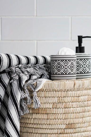Caixa em cerâmica de grés   H&M