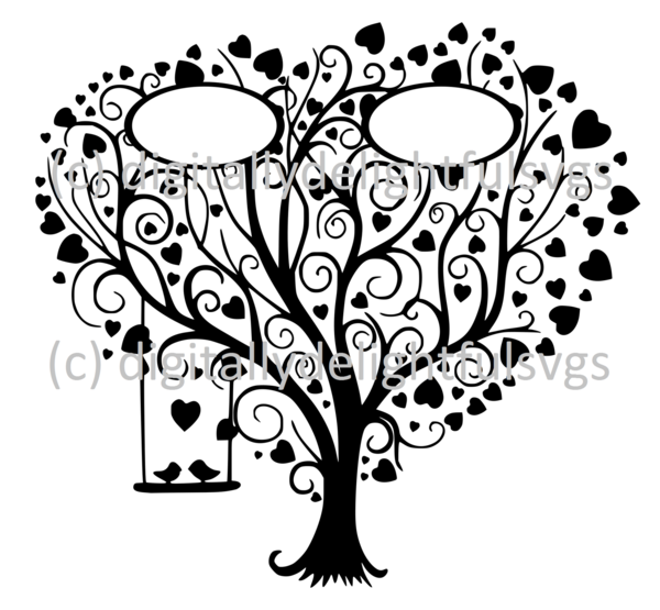 Family Tree 2 svg FREE FOR A LIMITED TIME ONLY!! | Svg files