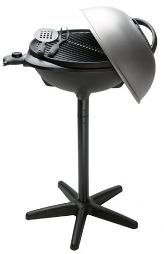 George Foreman GGR50B Indoor/Outdoor Grill at http://suliaszone.com ...