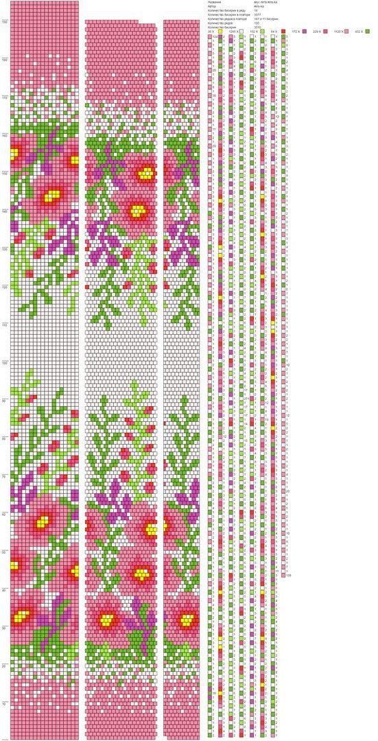 ирина смолина Bead Crochet Patronen Pinterest Kralen Haken En