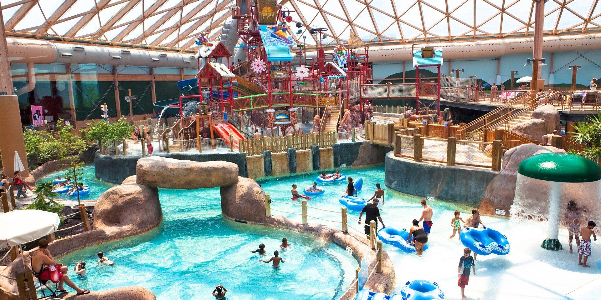 Massanutten Resort Virginia Va Ski Area Golf Waterpark Vacation Massanutten Resort Indoor Waterpark Indoor Water Park Resorts