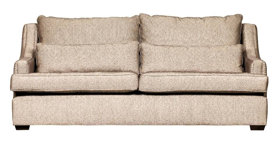 Chaise Lounge Sofa Los Angeles Division Sofa using meters of fabric Wetherlys