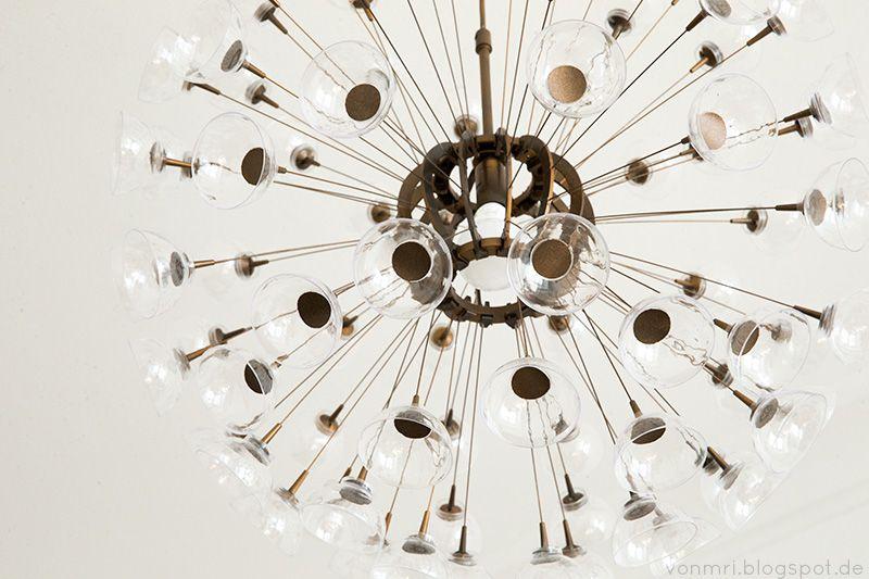 Maskros Hack Die Pusteblumen Ikea Lampe wird erwachsener