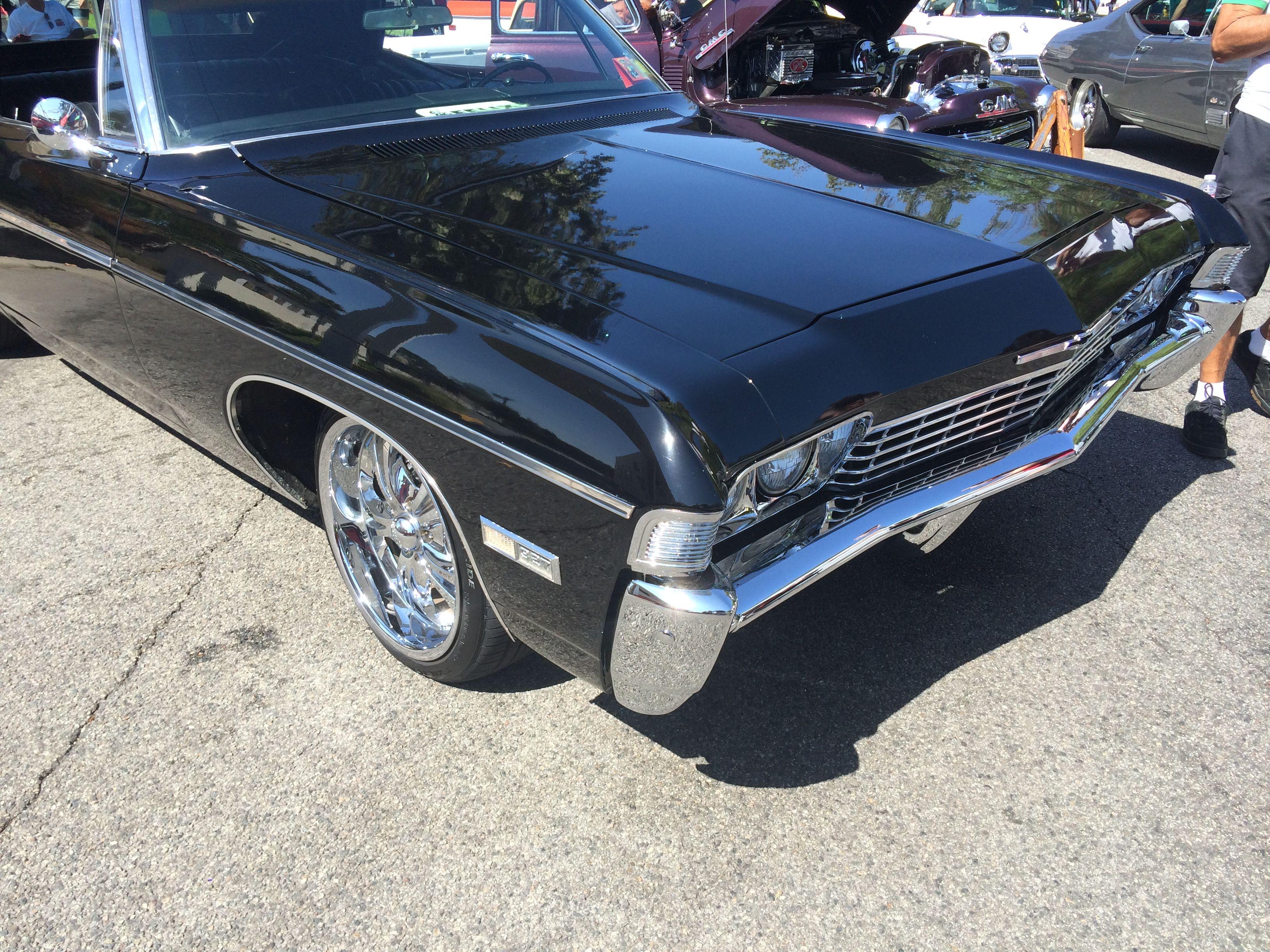 Chevrolet Impala 1968 Impala Car Classic Cars Chevrolet Chevelle