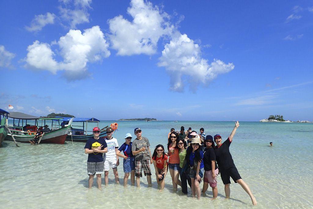 Paket Tour Belitung Hopping Island Tours Hotel Pulau
