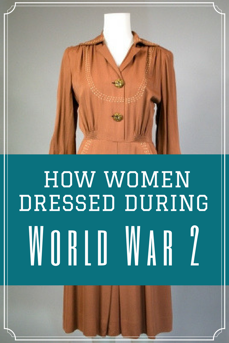 f90dc13f951 Why World War Two Fashion Wasn t Just About  40s Pin Up Girls ...