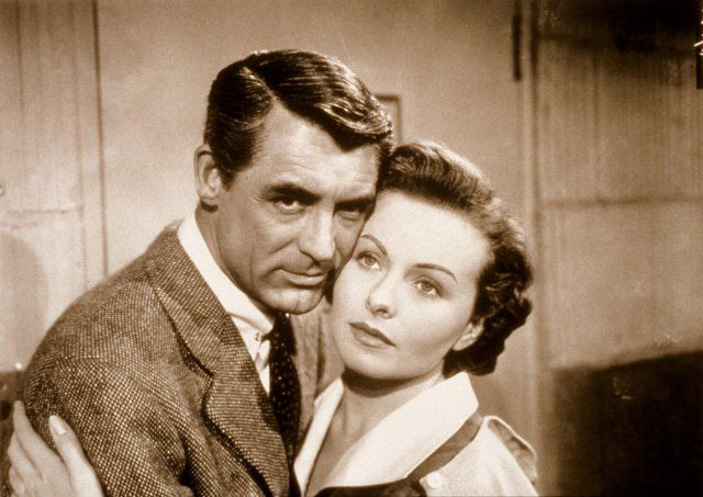 People Will Talk -- Cary Grant & Jeanne Crain
