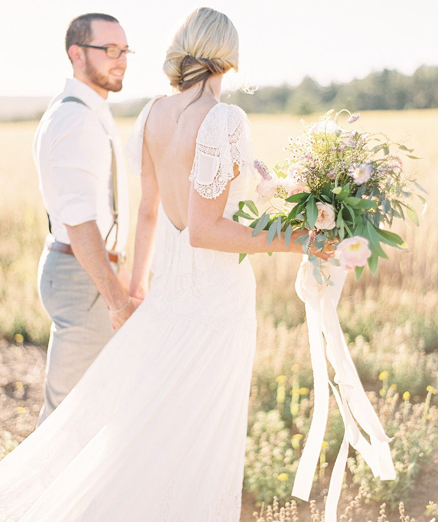 Young Love + Vintage Brides