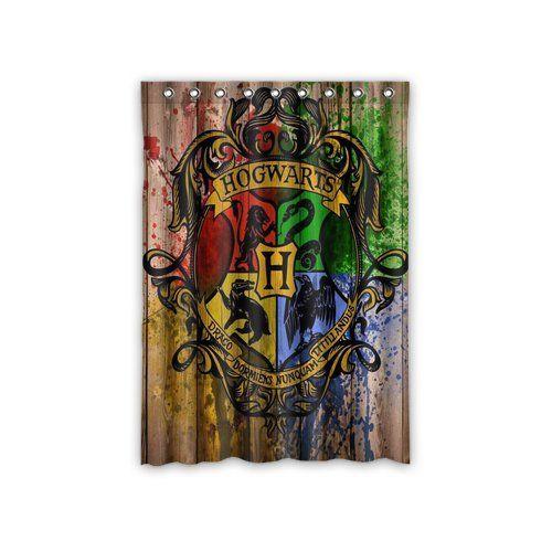 Personalized Custom Movie Harry Potter Hogwarts Window