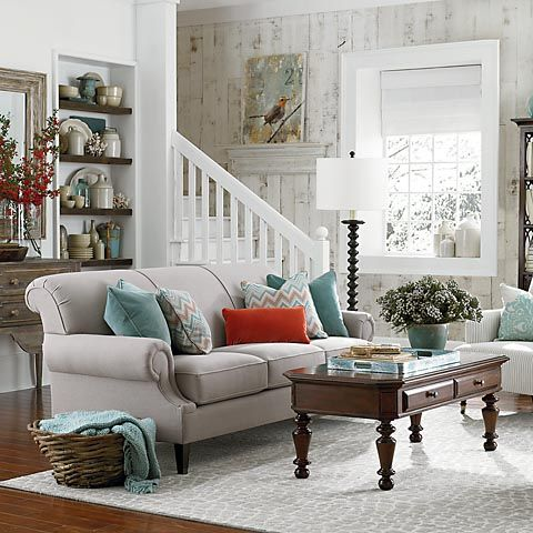 Custom Classics Sofa #bassettfurniture #sofa   Living Room ...