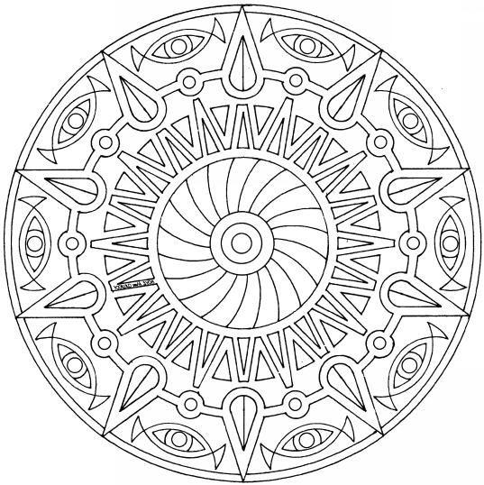 мандала исполнения желаний раскраски рисунок раскраски