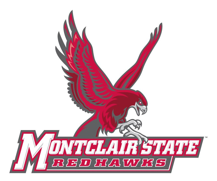 Montclair State! New Jersey Montclair, University logo