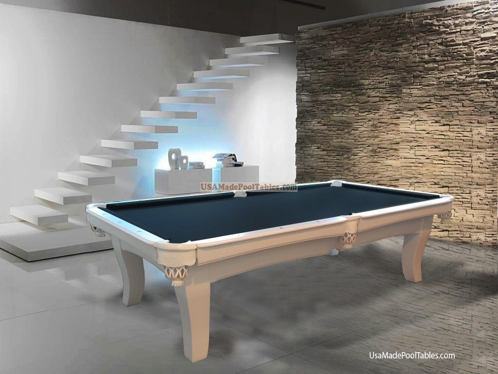CONTEMPORARY POOL TABLES POOL TABLES MANHATTAN Clinton Home - Manhattan pool table