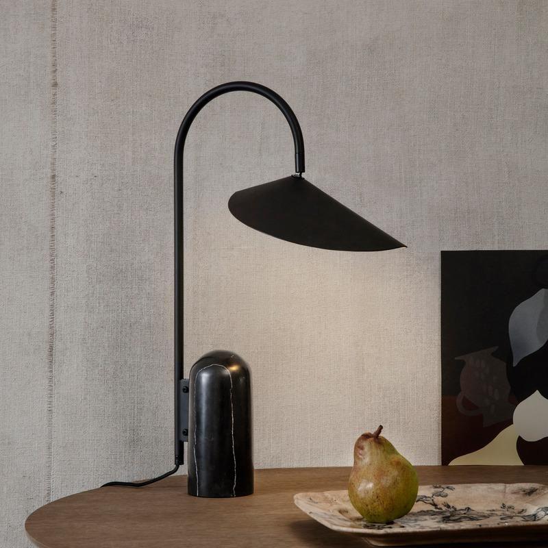 Arum Table Lamp Black Table Lamps Modern Table Lamp Table Lamp