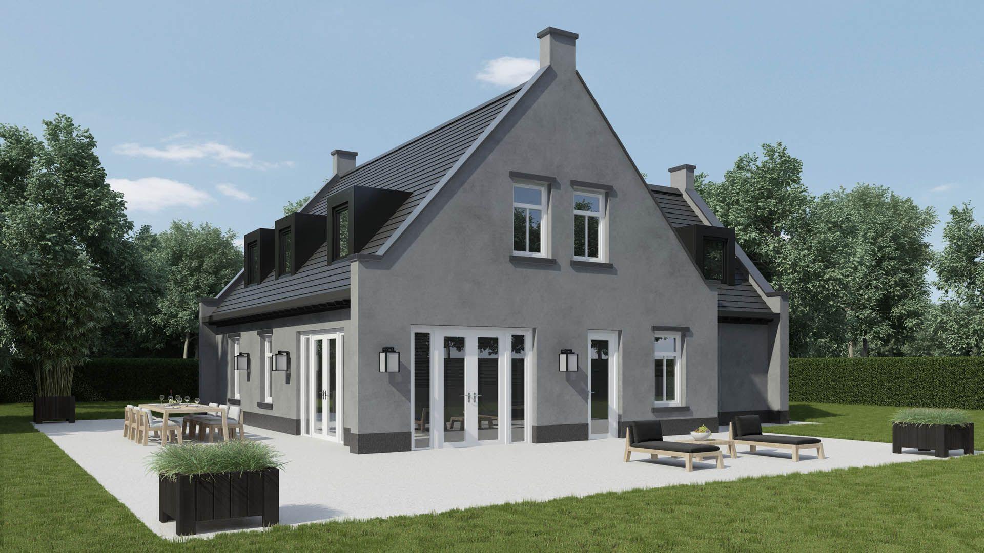 Huizen ontwerp bertram beerbaum kabaz woonhuis robin en linda