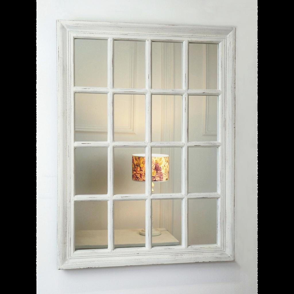 Provence Vintage White Shabby Chic Rectangular Mirror 40 X 28 100cm X 70cm White Shabby Chic Shabby Chic Mirror Vintage Mirror Wall