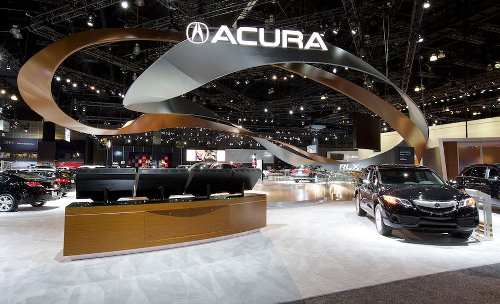 Los Angeles Auto Show Google Search Booth Design Ceiling System Architecture Design