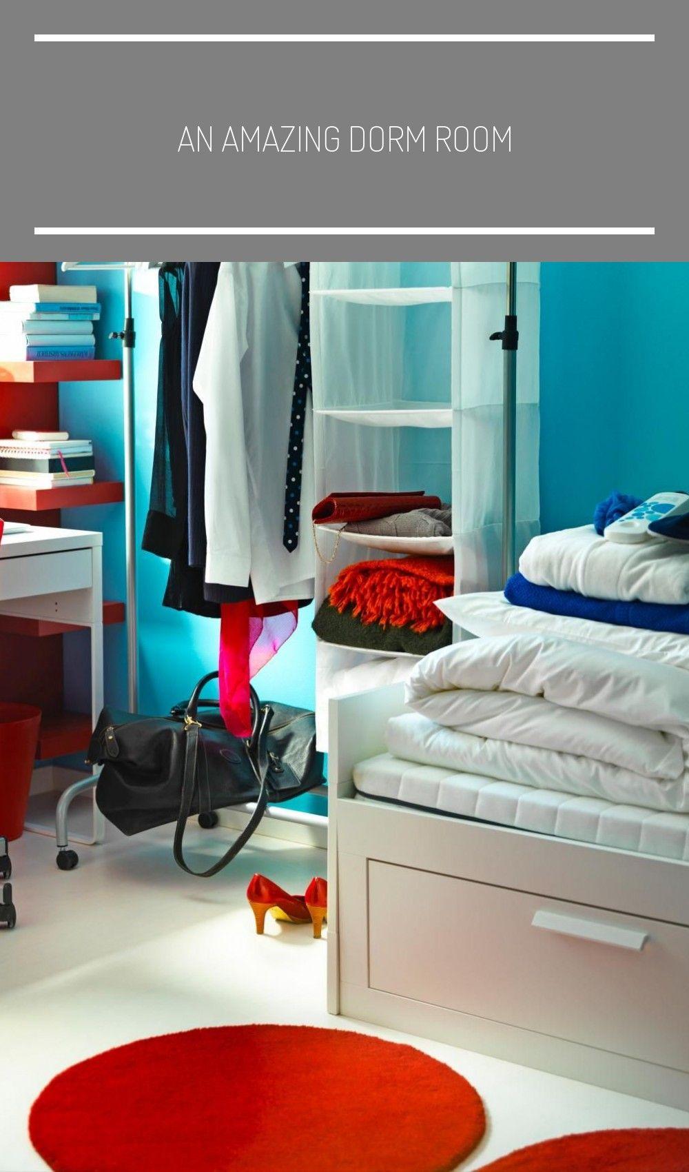 Ikea Dorm Room Ideas: Dorm Room Shelves
