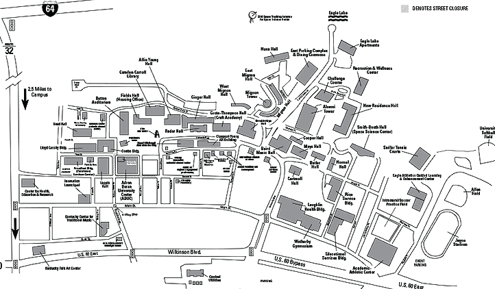campus map 2016 college time pinterest campus map