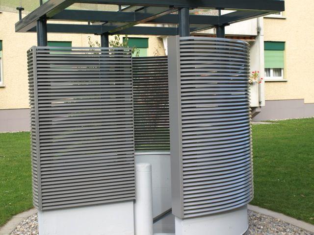 W57 Wetterschutzgitter Aus Aluminium Alu Luftungsgitter Alfitec Luftung Gitter Aluminium