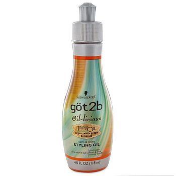 Lookfantastic Usa Hair Oil Got2b Oils
