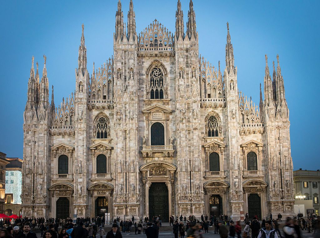 42 Amazing Free Things To Do In Milan Milan Cathedral Milan