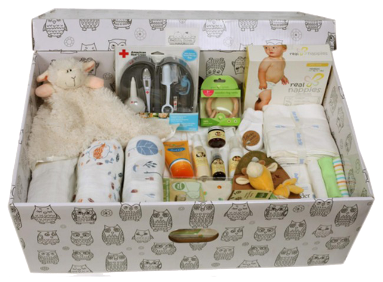 How To Get A Free 35 Baby Box With Any 10 Amazon
