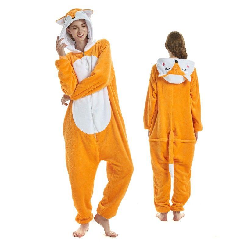 bff42e6b1c59 Adult Deer Onesie Cute Animal Pajamas on Sale - Hionesies