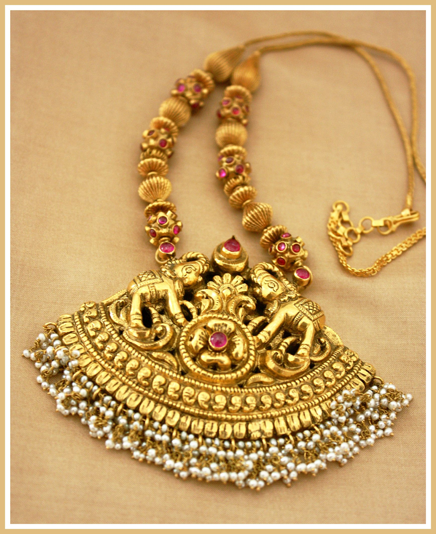 Temple jewelry india jewelry antique indian traditional