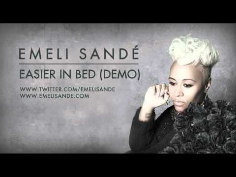 Emeli Sande - Easier In Bed (Demo)
