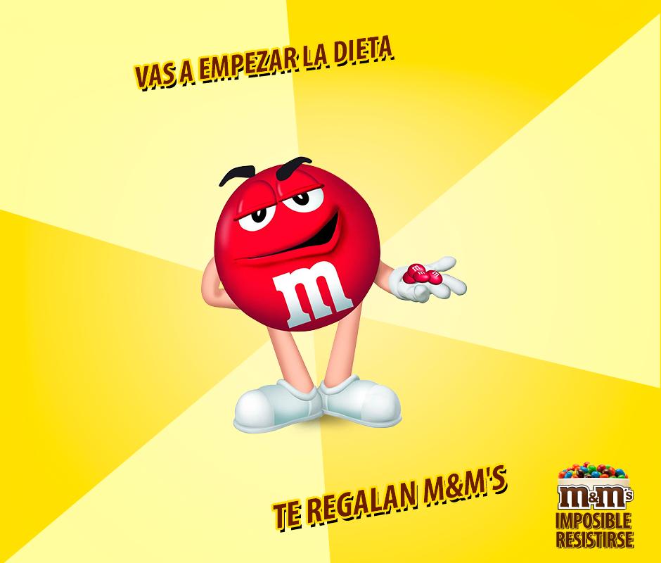 M&M's Chile - ¿A quién no le ha pasado?