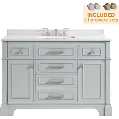 50 Inch Wide Double Sink Vanity Google Search Double Sink