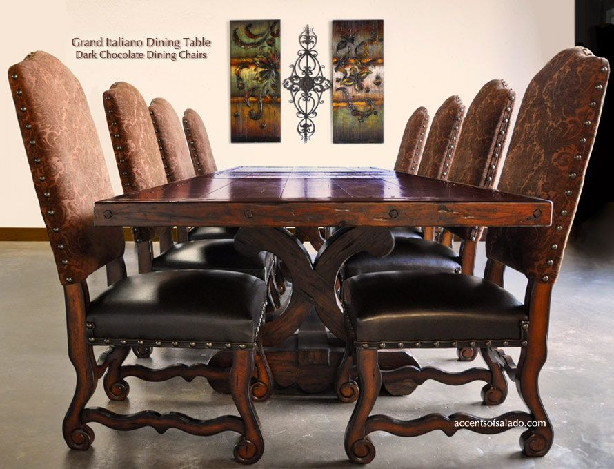Our Best Ing Tuscan Dining Table The Grand Italiano