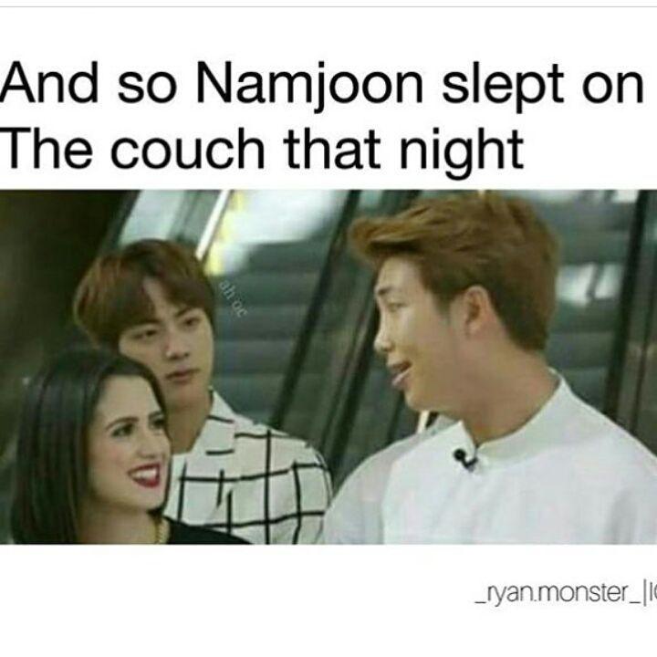 Funny Jealous Meme : Omg jealous jin in the back bts pinterest
