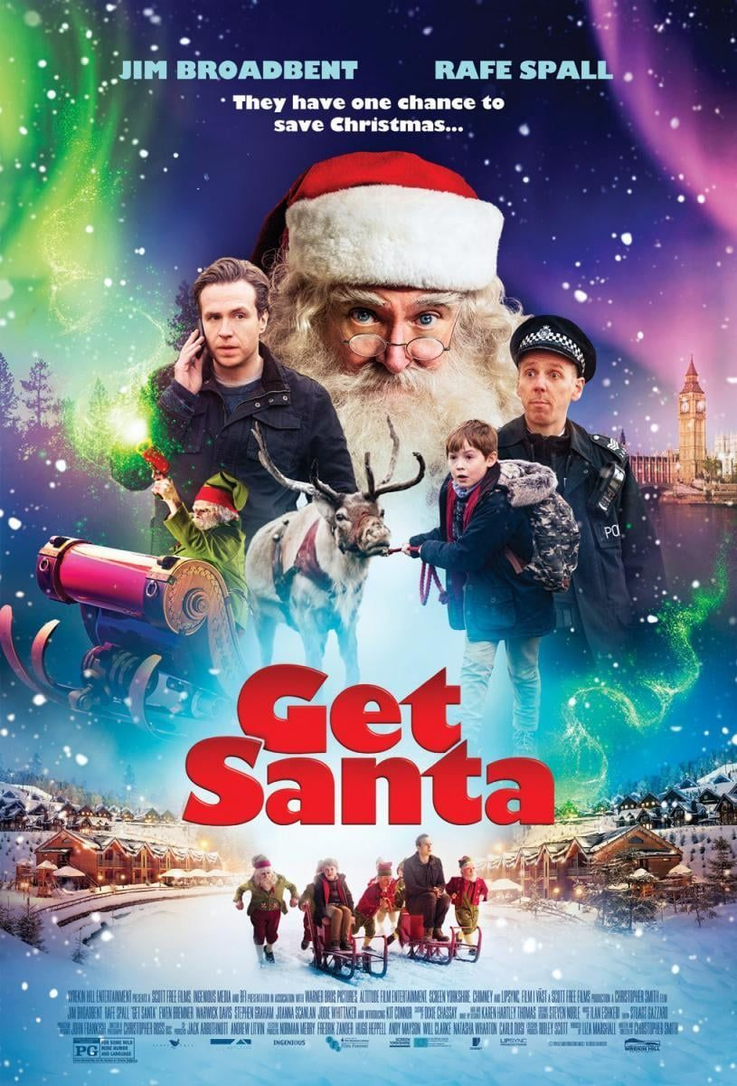 Get Santa In 2020 Kids Christmas Movies Christmas Movies Full Movies