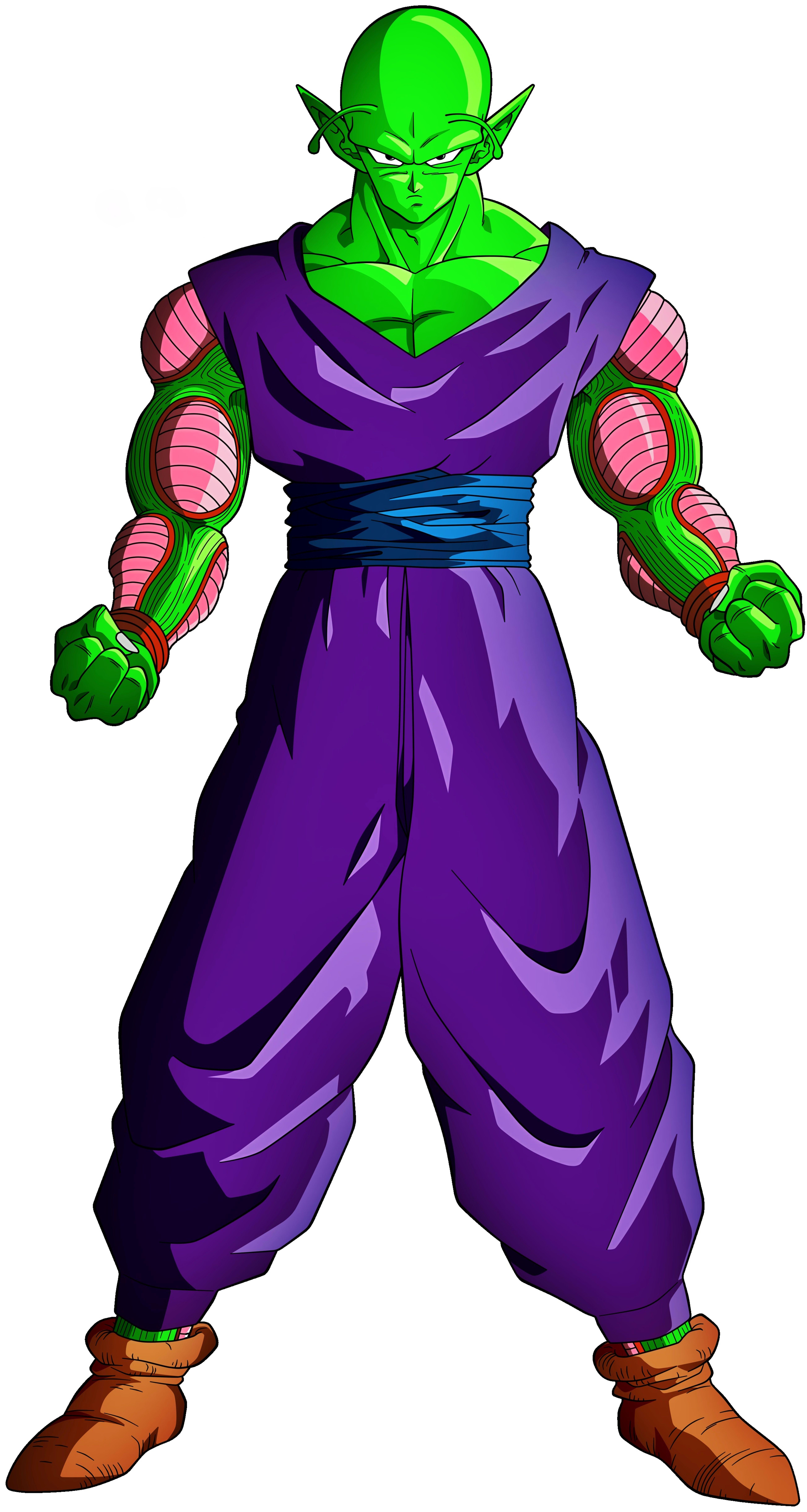 Piccolo Personajes De Dragon Ball Personajes De Goku Dragones