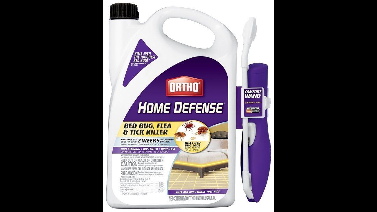 Pin on ortho home defense fleas