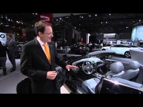 Jaguar of London - 2013 Jaguar XK Portfolio Pack - Convertible Sports Car