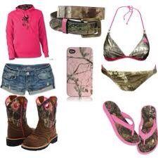 Camo summer clothes