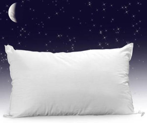 A pillow that puts you to sleep Pillows, Bed pillows, Sleep