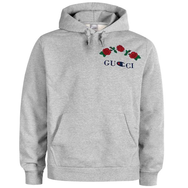 fd5a82c7a9f Indie Designs Parody Gucci x Champion Bootleg Hoodie in 2019 ...
