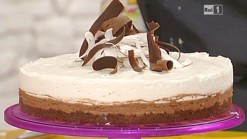 Amato La ricetta del doppio cheesecake al cioccolato e cocco di Ambra  YD15