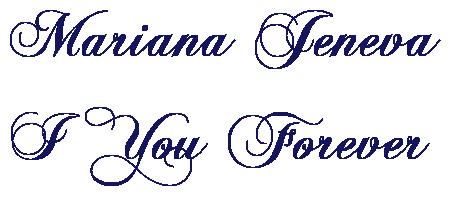 Cursive Fonts - Cursive Font Generator | jorge | Cursive