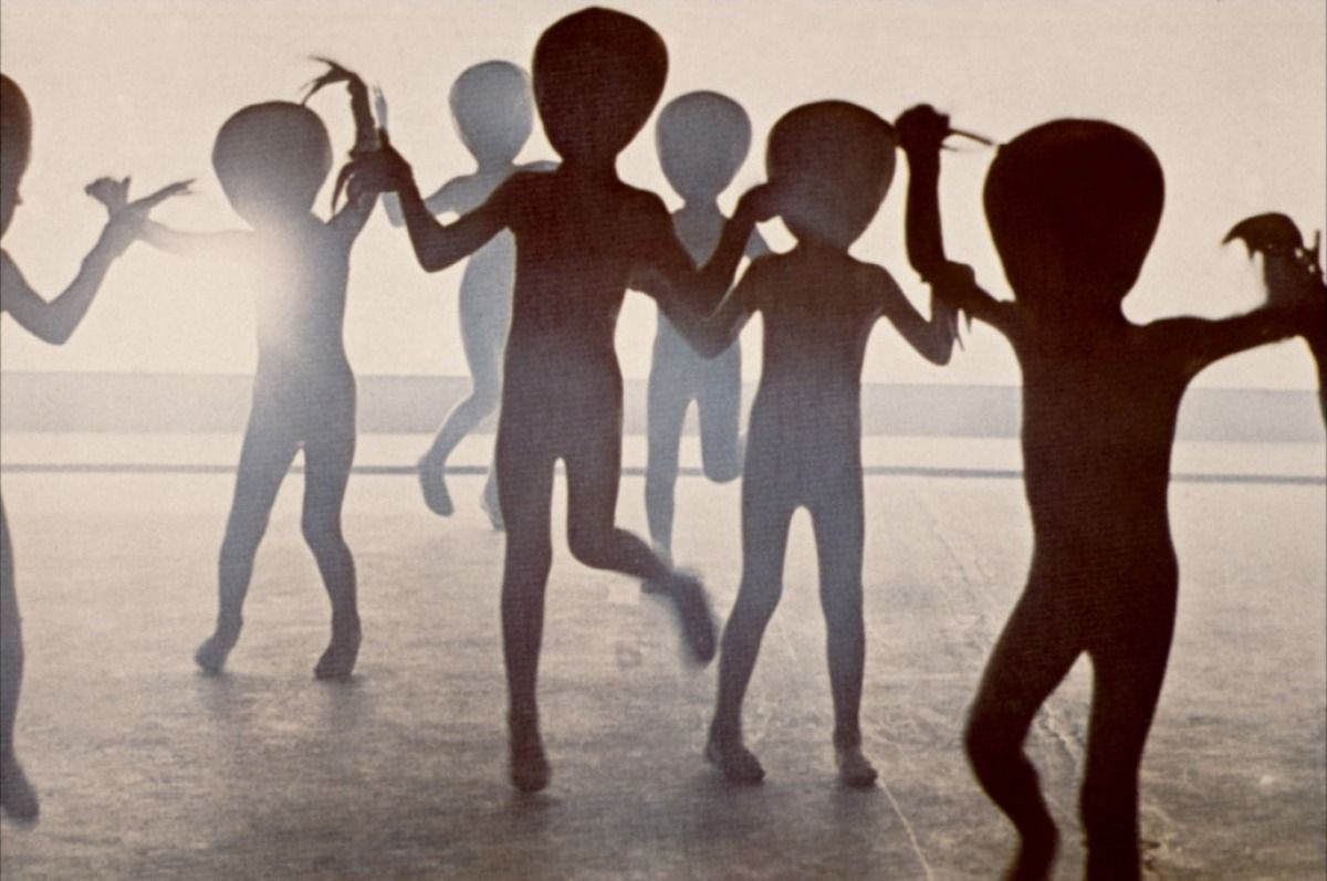 Close Encounters of the Third Kind - The story behind the shot.......